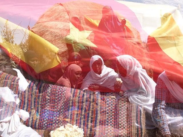 Colours Of Ethiopia: Somali I, 2014
