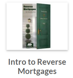 Find out if a Reverse Mortgage is right for you. Click on the borchure above to learn more.