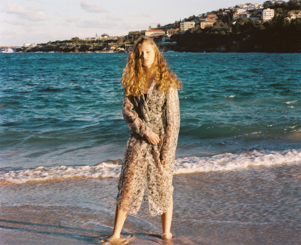 Amy Riley // IMG Models Sydney  Wardrobe // Gemma Keil - Work Agency  featured on Cool Pretty Cool