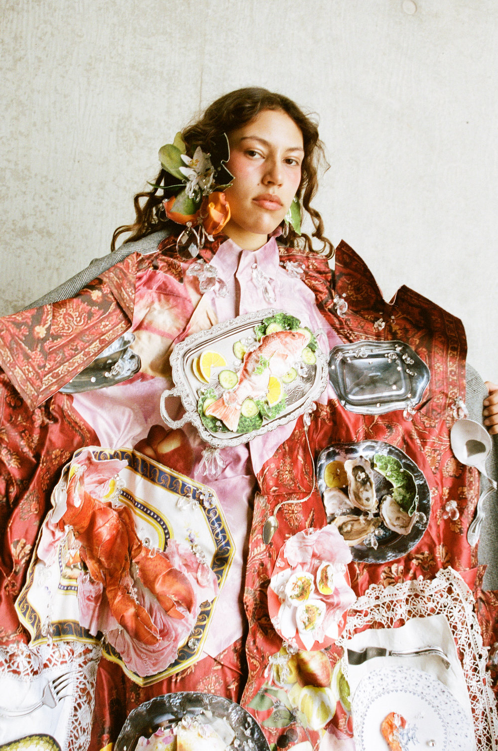 Leeann Huang Central Saint Martins Grad Collection 2018 Lookbook