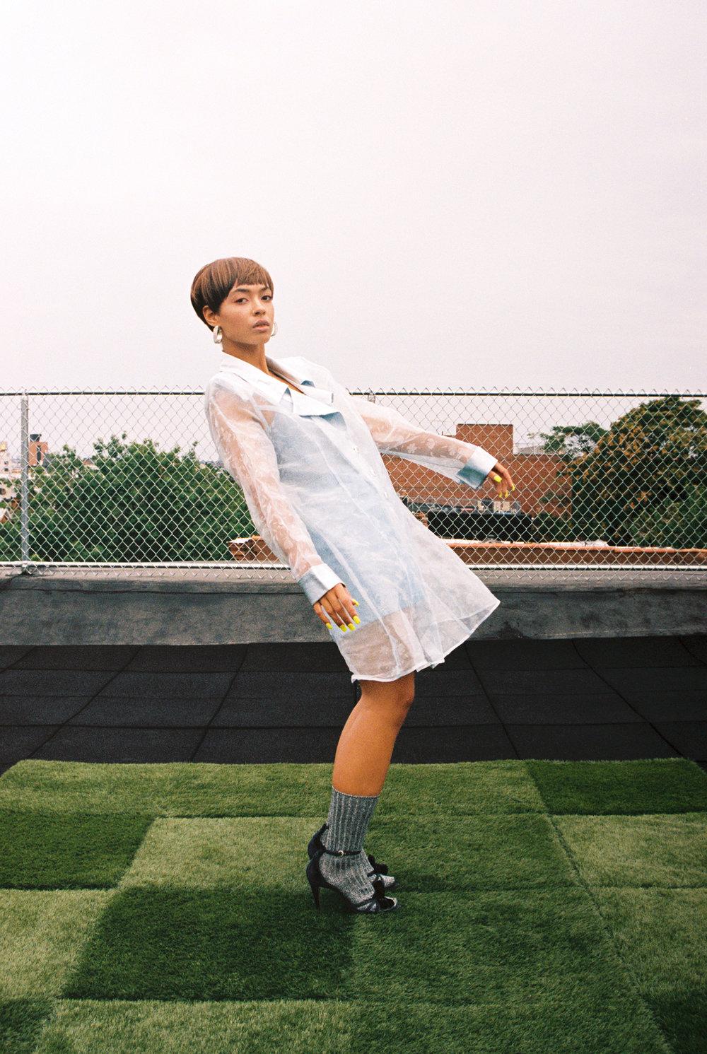 Dizzy Fae shot for Milk  Makeup // Eliven Quiros  Wardrobe // Tamara Barkley
