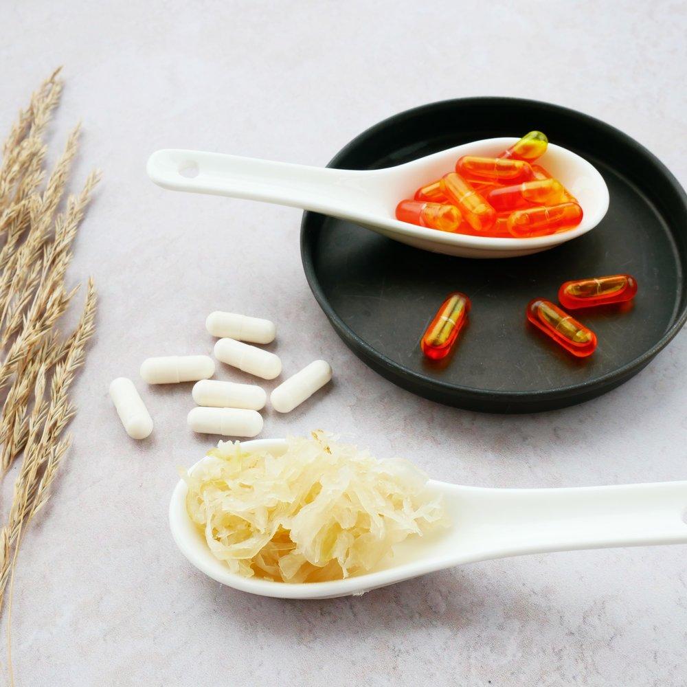 gurkemeje og mælkesyrebakterier mod sensitiv hud og rosacea