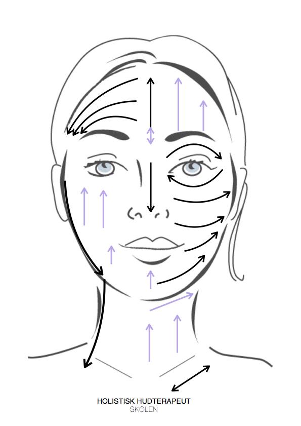 ametyst face roller amethyst ansigtsrulle