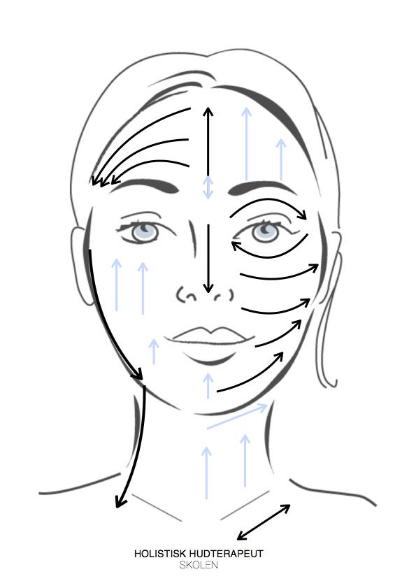 sodalit ansigtsrulle blå jaderulle blue jade roller sodalite face roller