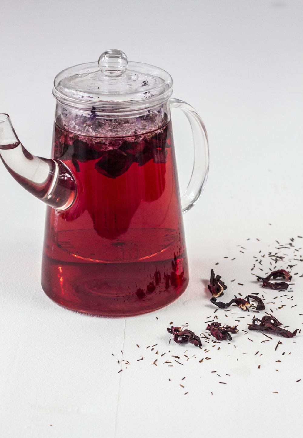 hibiscus gloegg opskrift recipe skin food