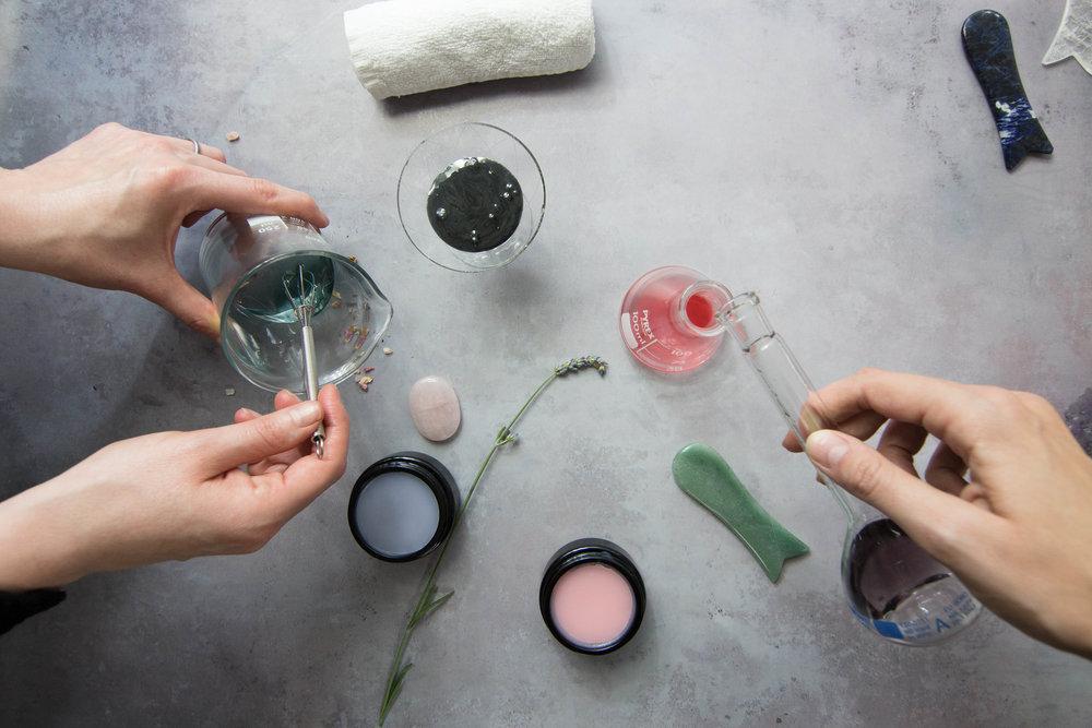 Holistisk hudpleje kursus online københavn holistisk hudterapeut skolen uddannelsen