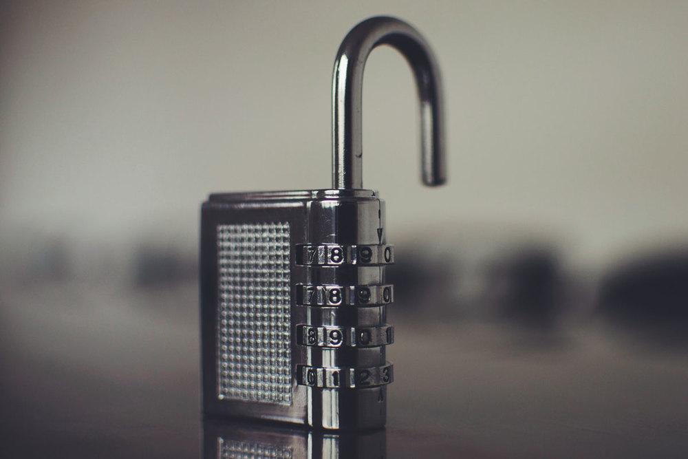 number-lock