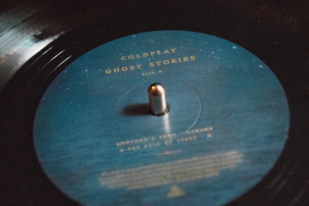 Coldplay - Vinyl
