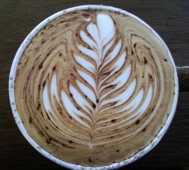 Cappuccino: Rosetta