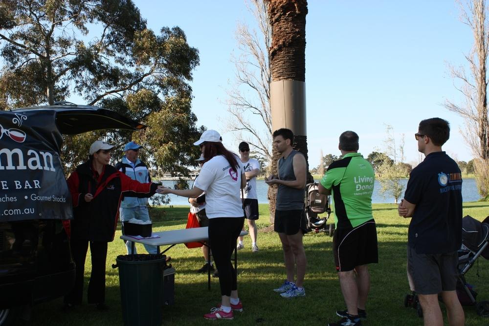 Mocha Man were proud sponsors of the Transplant Australia Games.