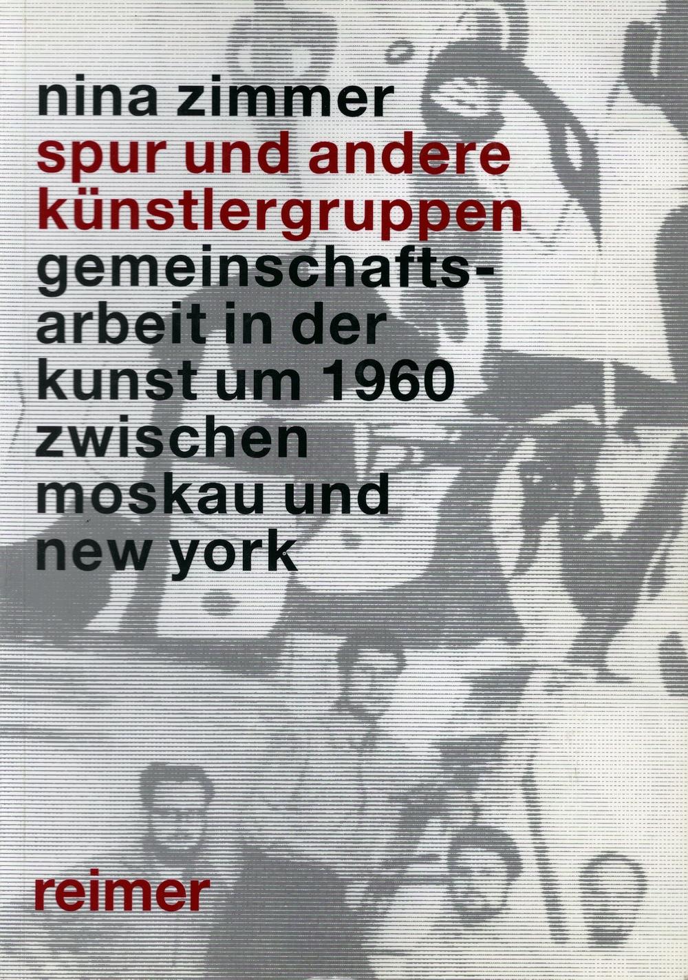 Nina Zimmer, Spur und andere Künstlergruppen , reiner, 2002