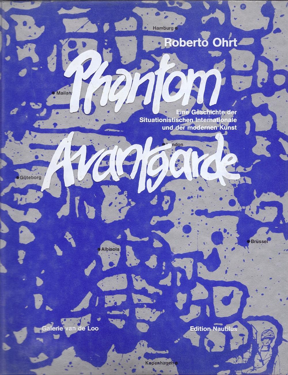 Robert Ort,Phantom Avantgarde, Galerie van de Loo, 1990