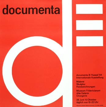 Logo documenta III