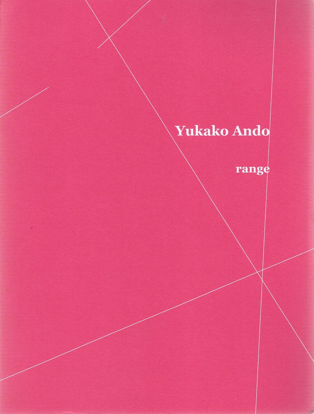 Yukako AndoRange, 2011