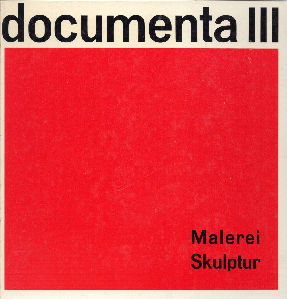 Documenta III, Dumont, 1964