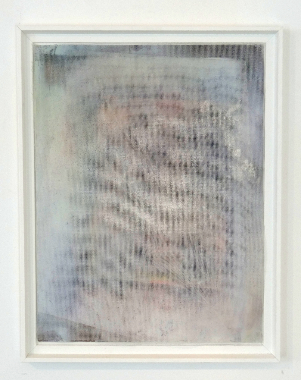 Bruno Albizzati Untitled (after), 2014 Pastels and acrylic paint on paper and fabric, 65 x 50 cm