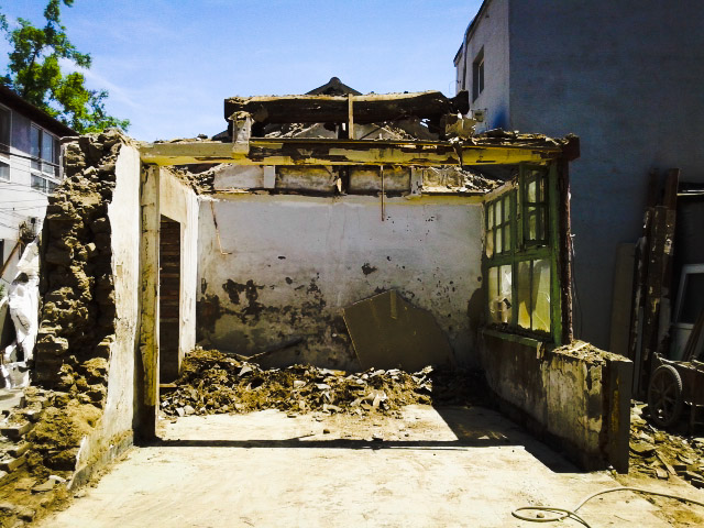 Demolished Hutong II