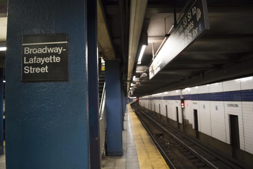 Broadway-Lafayette Street