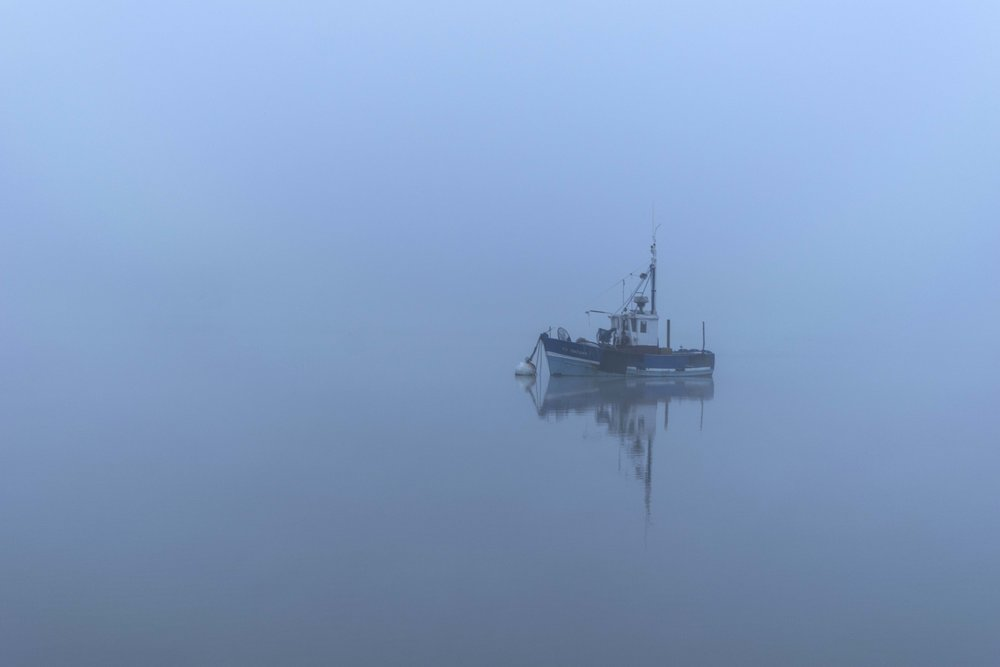 Mysterious Boat