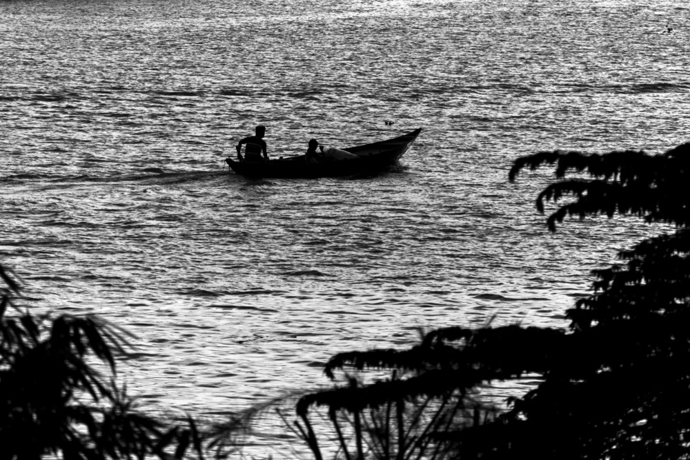 On The Thu Bon River