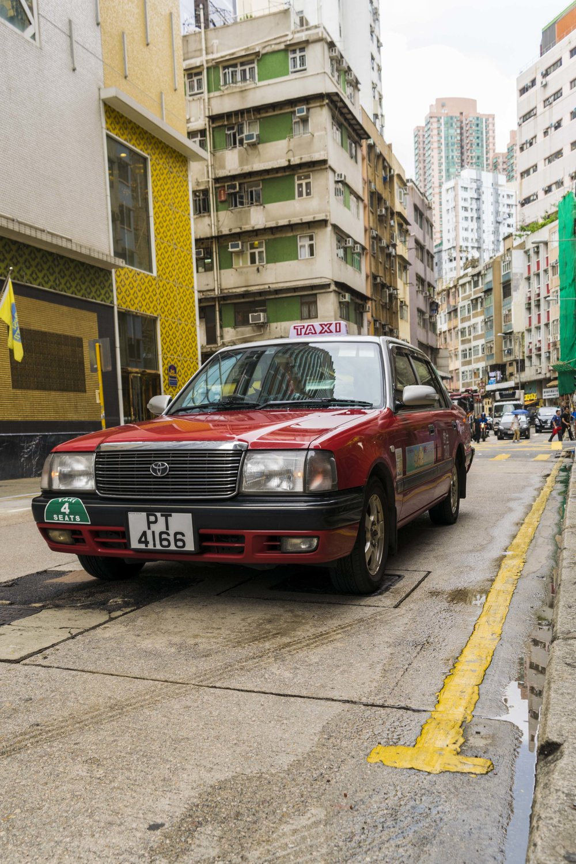Hong Kong Taxi #2