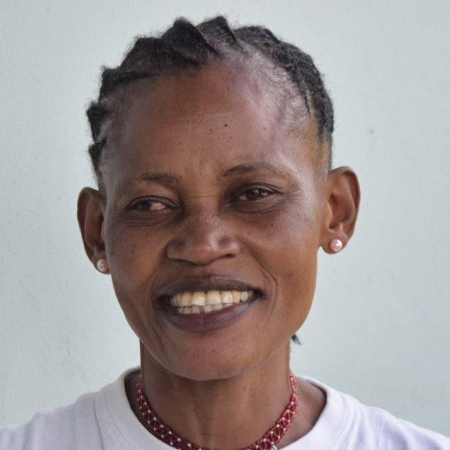 Mama Fatima - Housekeeper