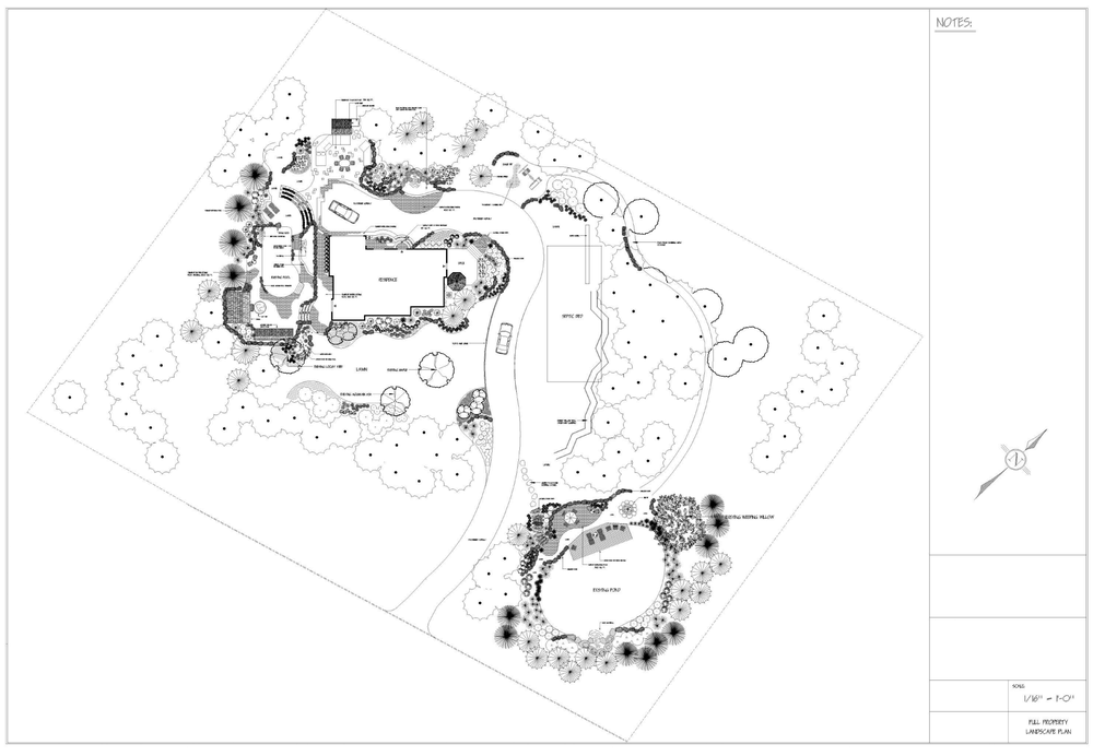 Advanced Landscaping Drawing