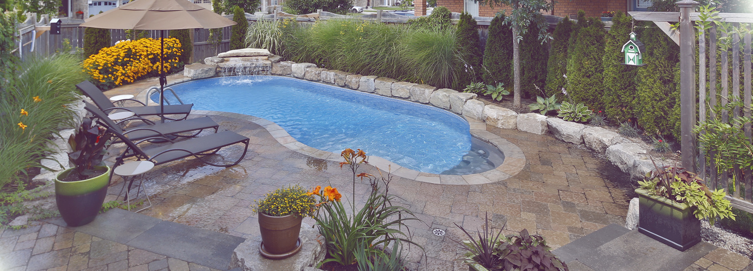 Award winning landscaping design and construction by Creative Pools ...