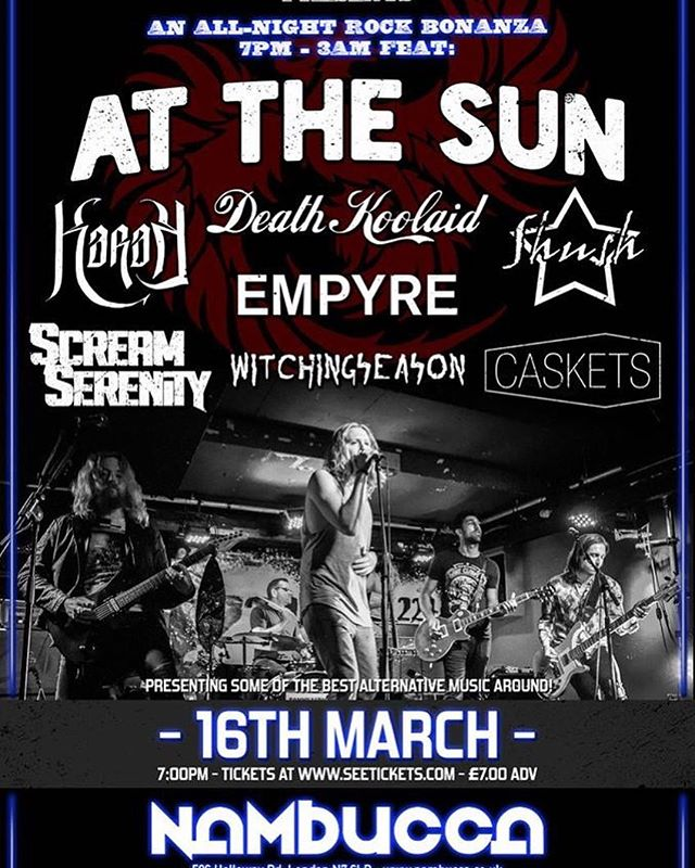 First LONDON show of the year!! @camdenrocksfest #punk #metal #music #livemusic #loud #scream #london #gig #singer #rock #punkrock #moshpit #guitars #drums #vocals  #industrial #festival #rockandroll #band #goth #scary #punkrocker #metalhead #alt  #concert #diy #digitalmusic #musicians #review #tour