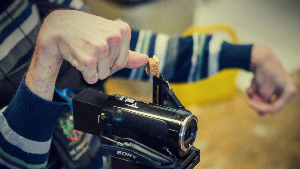 Projekt Achsensprung - der erste Filmworkshop für Menschen mit einer körperlicher Behinderung
