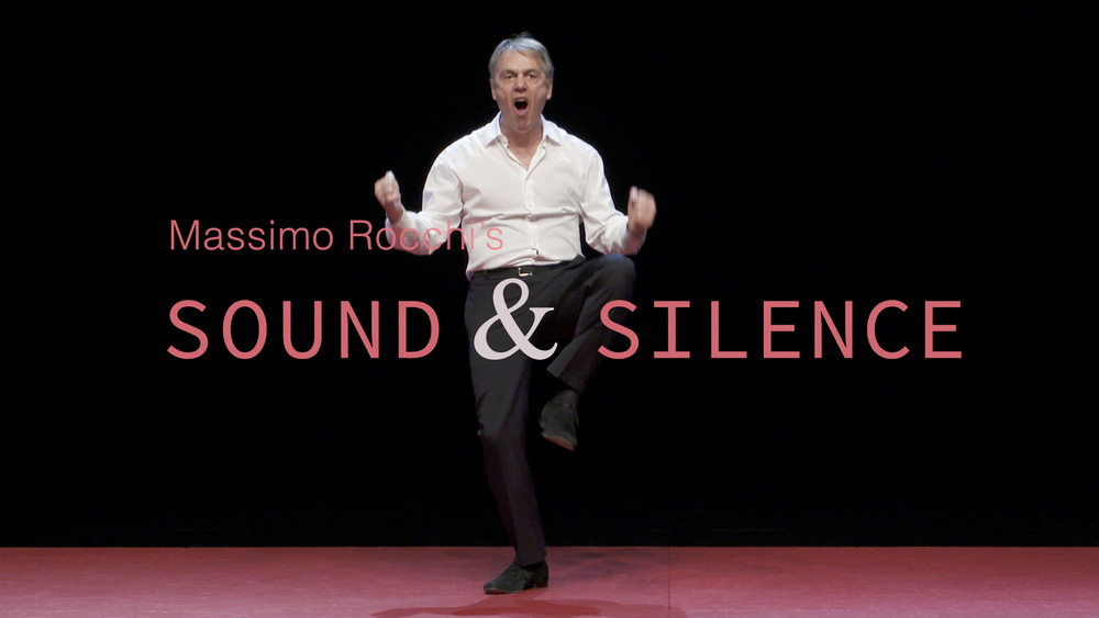 «Sound and Silence»: 5 Sketches with Massimo Rocchi