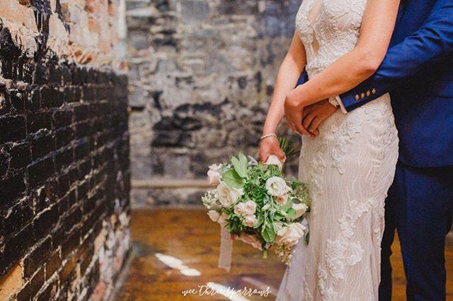 Hanging onto that long weekend feeling 💕 Photo by @weethreesparrows . . . . . . . . . . . . . . . . #toronto #torontowedding #torontoweddingplanner #canadianwedding #berkeleyevents #terwedding #bridetobe2019 #bouquet #industrialwedding