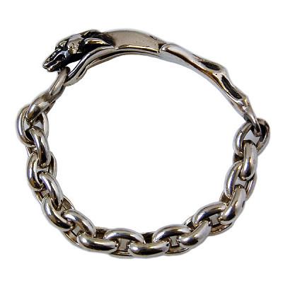 Keltic Wolfhound Bracelet