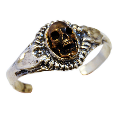 Battle Skull Bangle