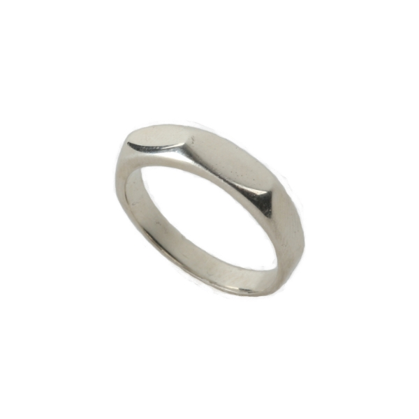 Small Stripped Nut Ring