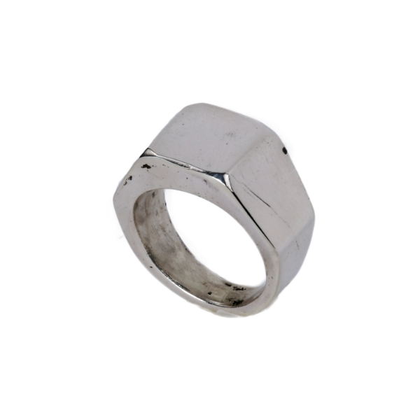 Large Stripped Nut Ring