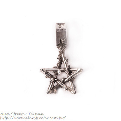 Thorn Star Pendant