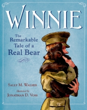 WINNIE: The Remarkable Tale of a Real Bear is the true story behind one of literatures most beloved characters: Winnie The Pooh. During World War 1, Harry Colebourn embarks on the adventure of a lifetime when he purchases a young black bear cub. Faced with duty on the front lines, Harry donates his new friend to the London Zoo. There, a young boy by the name of Christopher Robin quickly befriends the bear. And the rest, as they say, is history. WINNIE's pub date is January 20, 2015. Sally Walker wrote a tremendous book, and I am honored to be part of such a fantastic project. Click on the image above to be redirected to the publisher's website.
