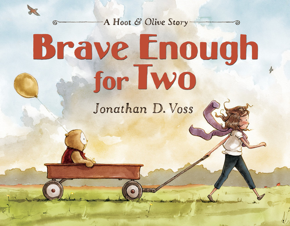 Hoot & Olive: Brave Enough For Two   Go with best friends Hoot & Olive on a grand adventure as they discover what it means to brave enough for two.    More...