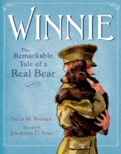 Winnie: The True Story Of The Bear Who Inspired Winnie-The-Pooh  - Sally Walker  Discover the story behind the stories. Did you know that Winnie-The-Pooh got his name from a real bear?    More...