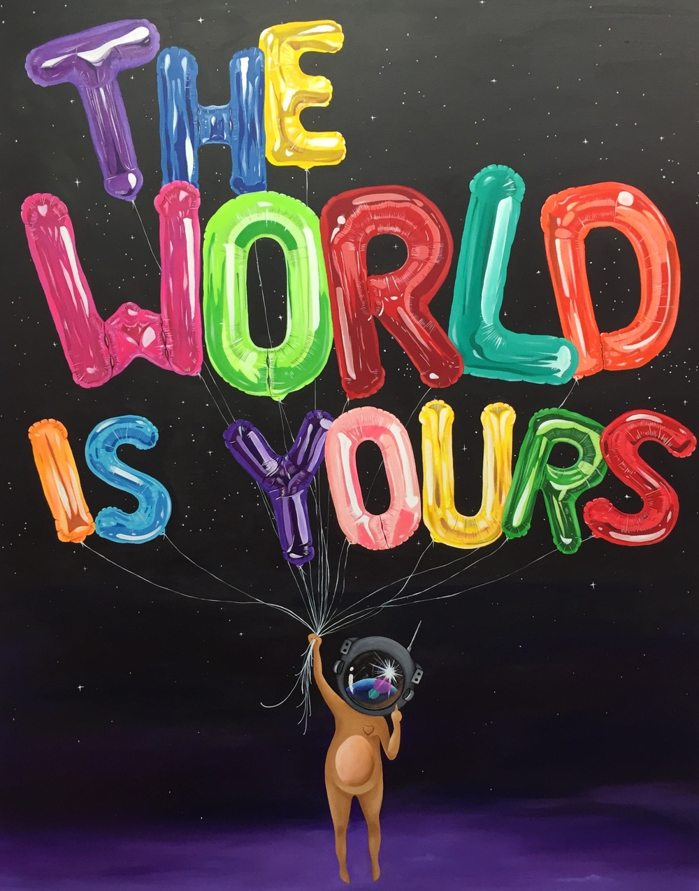 The World Is Yours 2015