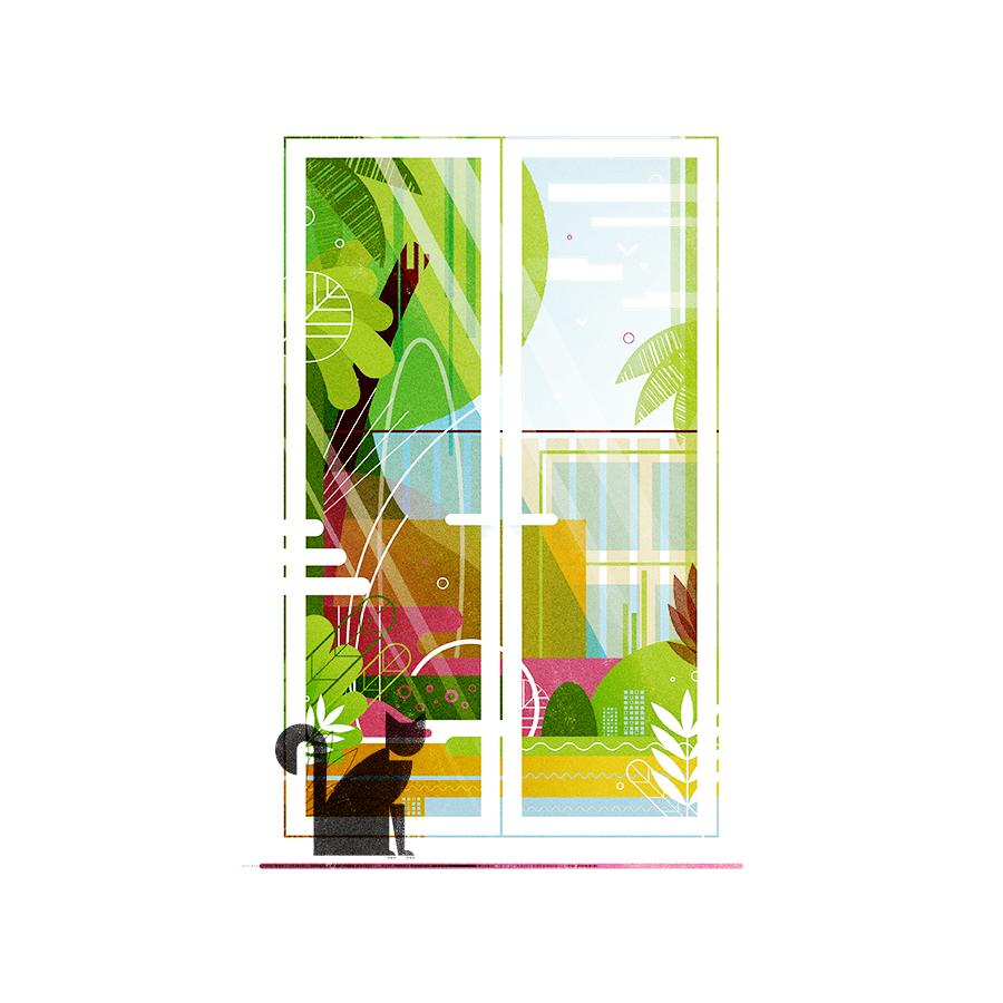 Suburban Jungle