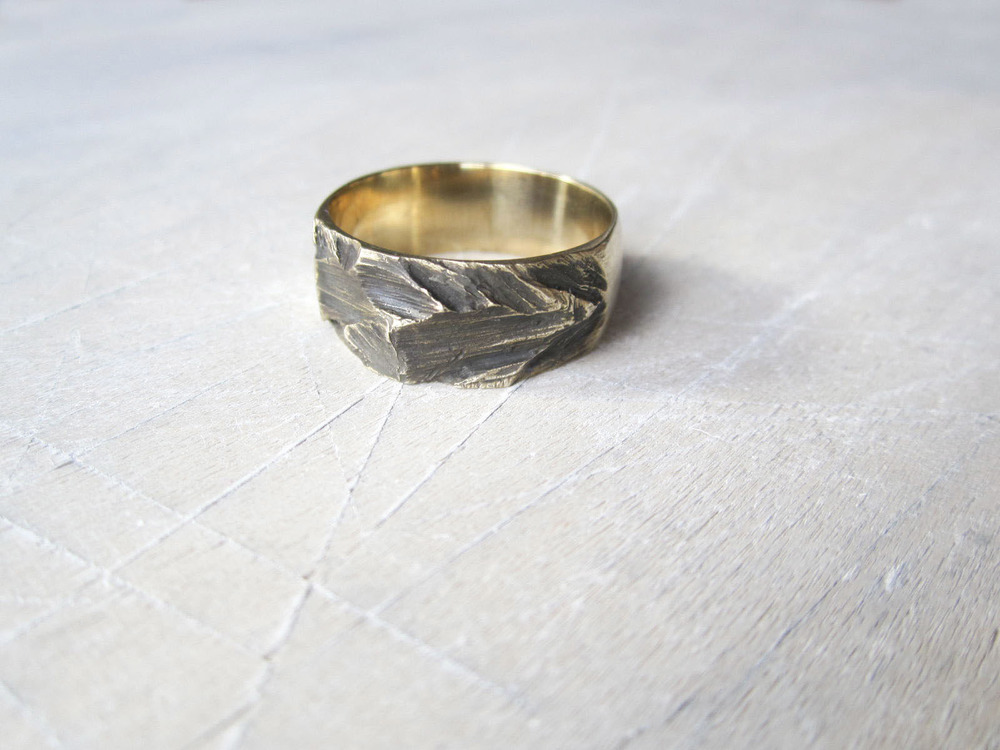 Bronze Pitch Ring