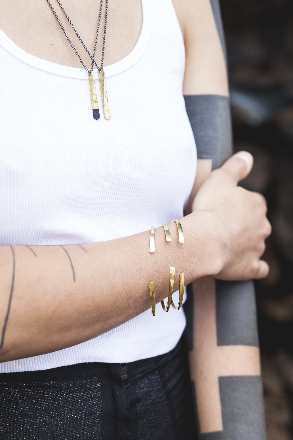 Propeller Necklaces & Bangles