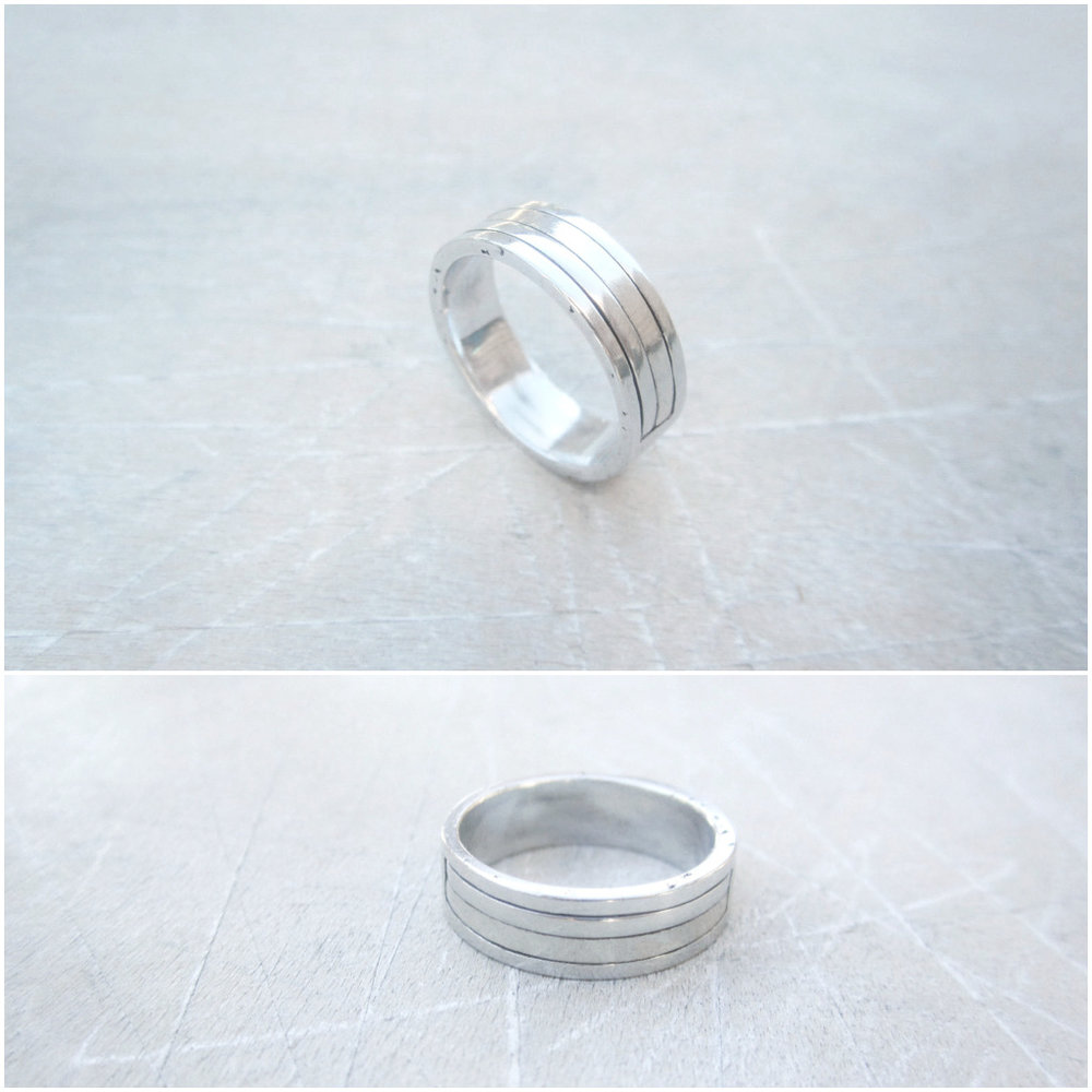 Custom Aluminum & Magnesium ring