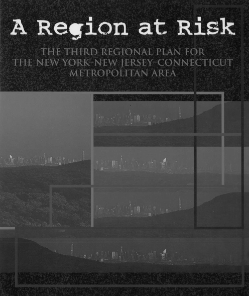 "The Second Regional Plan, ""A Region at Risk""  1996."