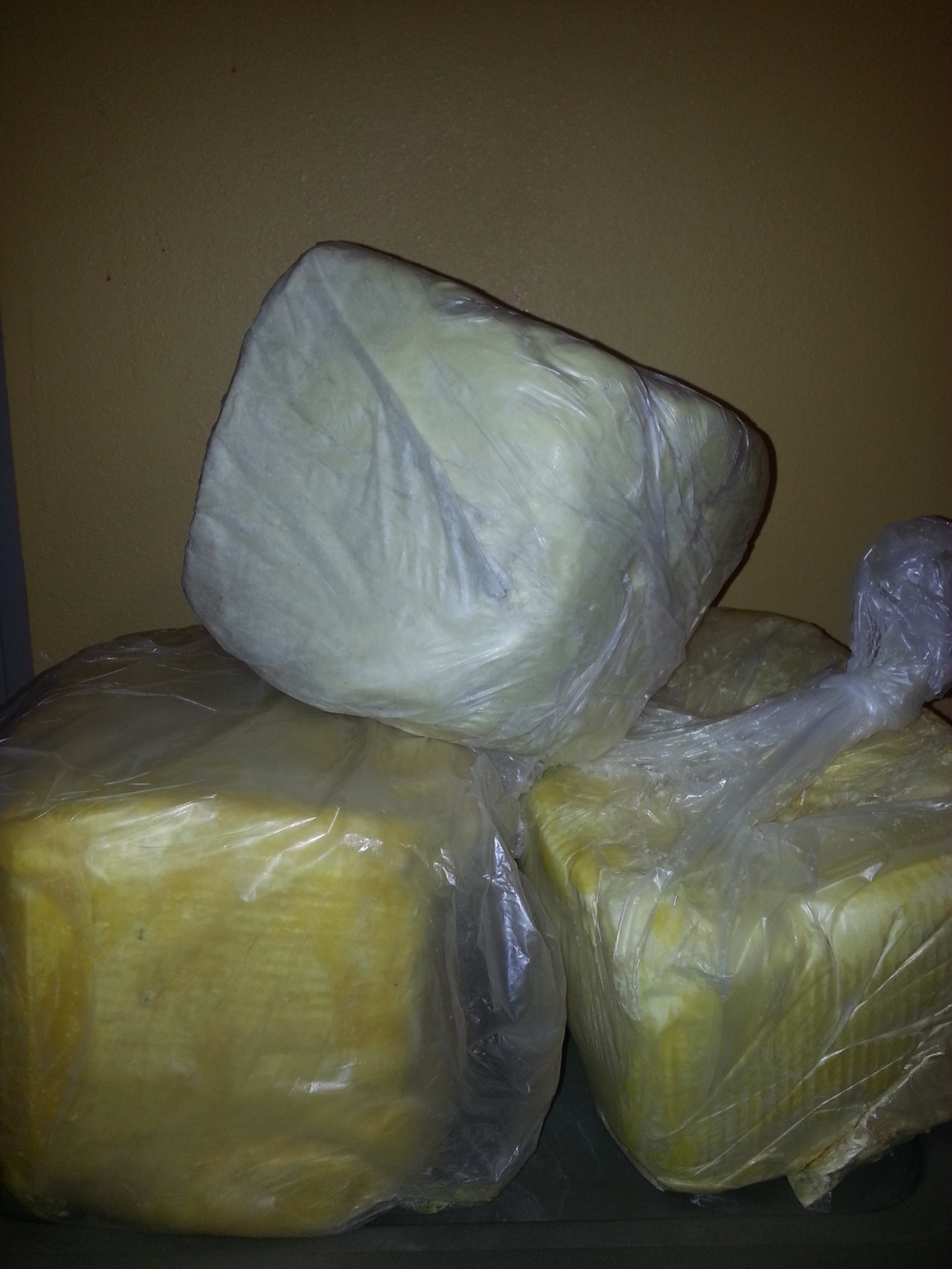 Unrefined Grade A Shea Butter      5lbs minimum       $2.95 per lbs