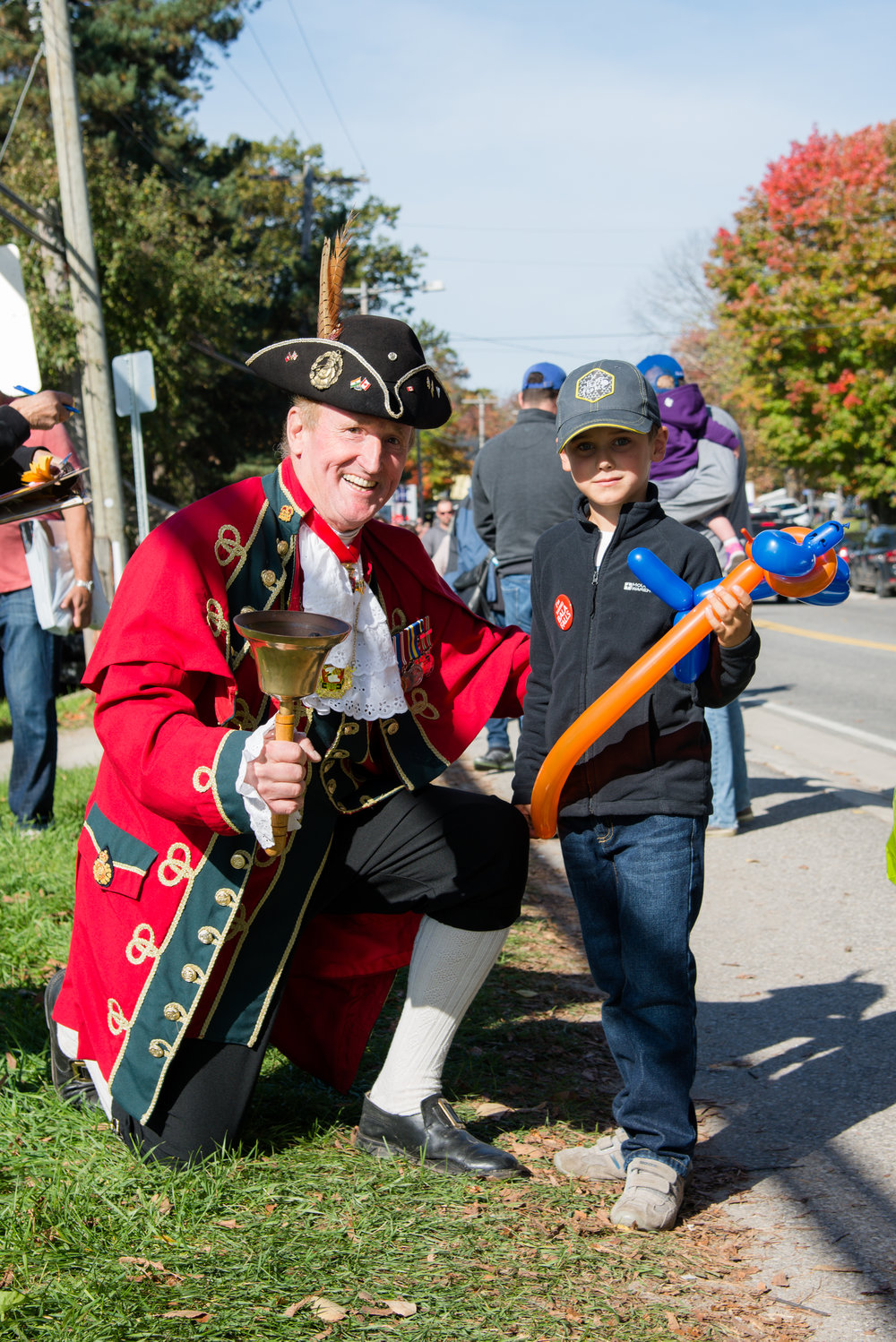VOLUNTEER NOW! It literally takes a village to make the Bala Cranberry Festival happen.   - SINCE 1984, A DEDICATED GROUP OF VOLUNTEERS HAS ENSURED THE BALA CRANBERRY FESTIVAL IS AN EVENT THAT CAN'T BE MISSED. LET'S KEEP THE TRADITION GOING!