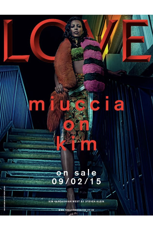 Photo: Steven Klein / www.thelovemagazine.co.uk