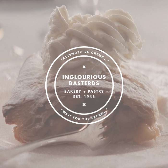 No. 002 / Inglourious Basterds